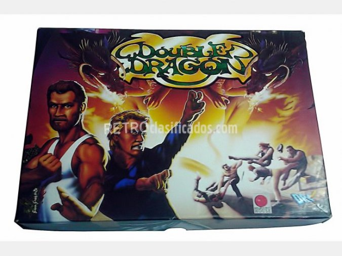 DOUBLE DRAGON PACK DE LUJO