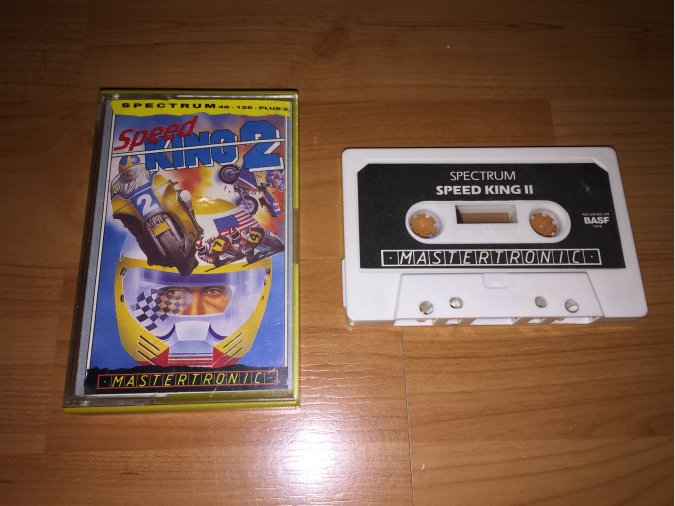 Speed King juego original Spectrum