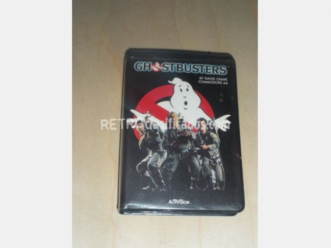 GHOSTSBUSTERS Juego COMMODORE