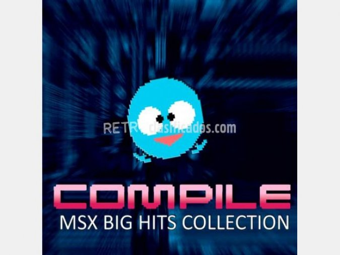 Compile MSX Big Hits Collection