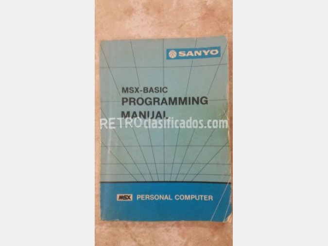 MSX-Basic Programming Manual