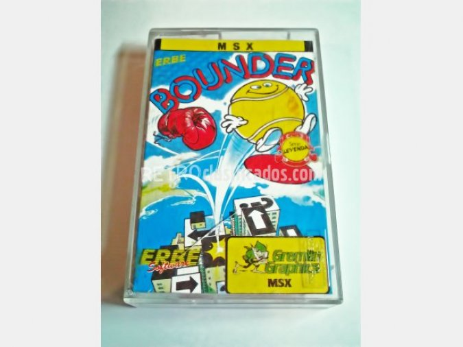BOUNDER (Incluye Video)
