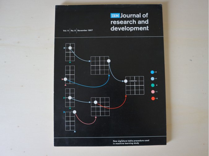IBM Journal, Vol 11 nº 6, Nov 1967