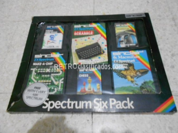 SPECTRUM SIX PACK