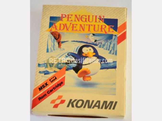 Penguin Adventure PAL