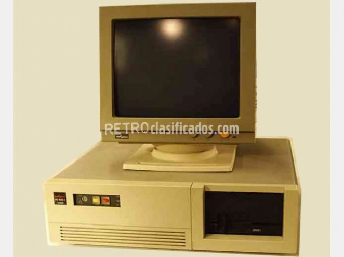 INVES PC-640 X con pantalla 14HP33T