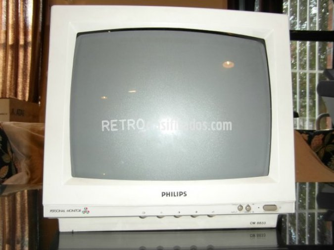 MONITOR PHILIPS CM8833 o AMIGA 1084