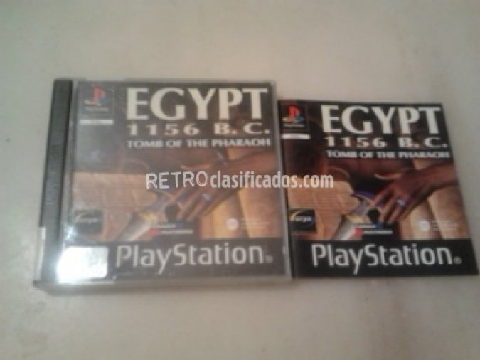 EGYPT PSX PLAYSTATION