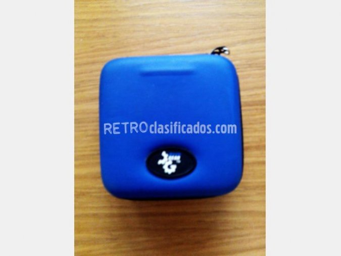 Funda con cremallera GAMEBOY ADVANCE (VENDIDO)