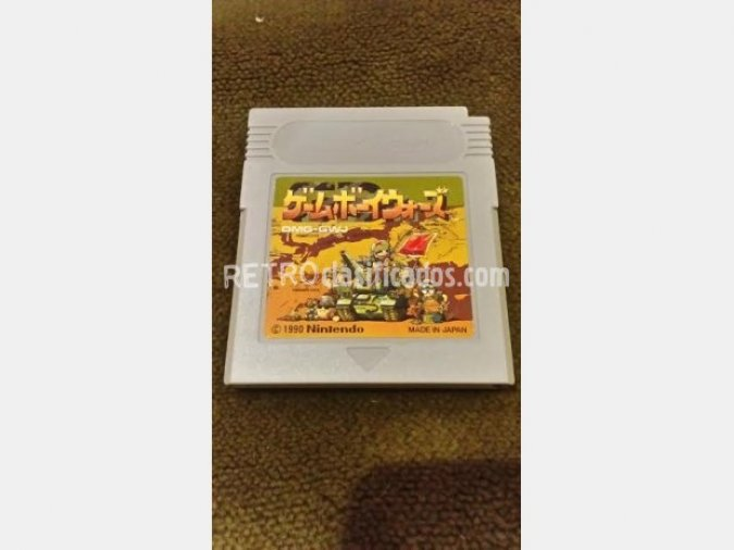 GAMEBOY WARS GB WARS NTSC-J GAMEBOY
