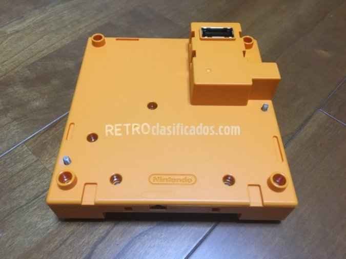 Game Boy Player color naranja