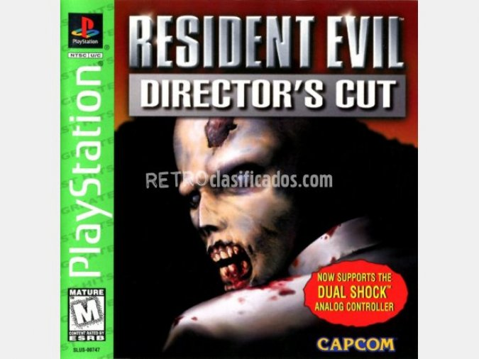 Resident evil director s cut