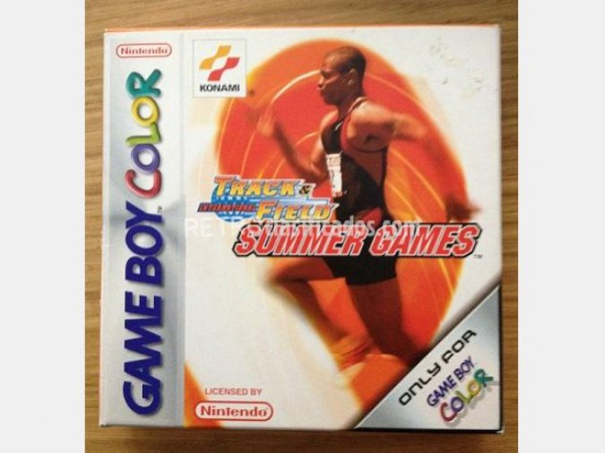 Track & Field Summer Games de Konami