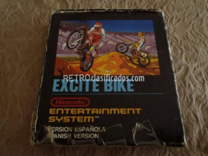 Excite Bike (1984)