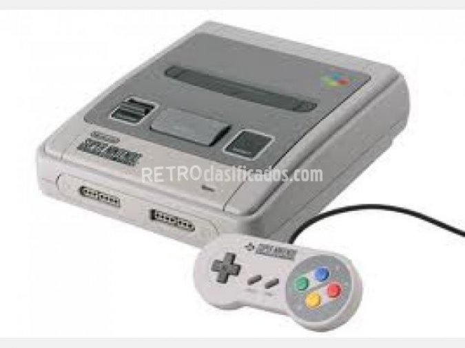 snes modificada pal ntsc