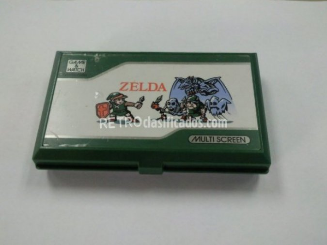 Game&Watch Zelda Nintendo