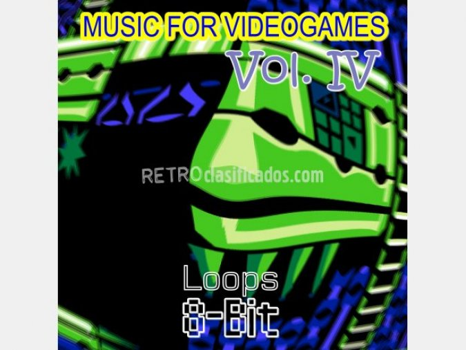 Music for 8​-​bit Games Vol. IV