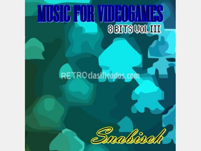 Music for 8​-​bit Games Vol. III