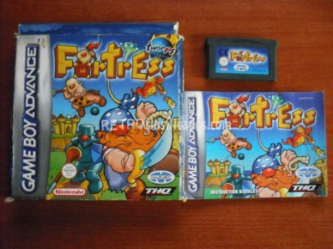 FORTRESS GBA