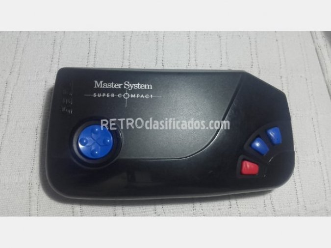 MASTER SYSTEM SUPER COMPACT