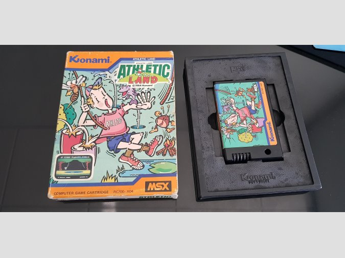 Athletic Land RC-700 MSX1