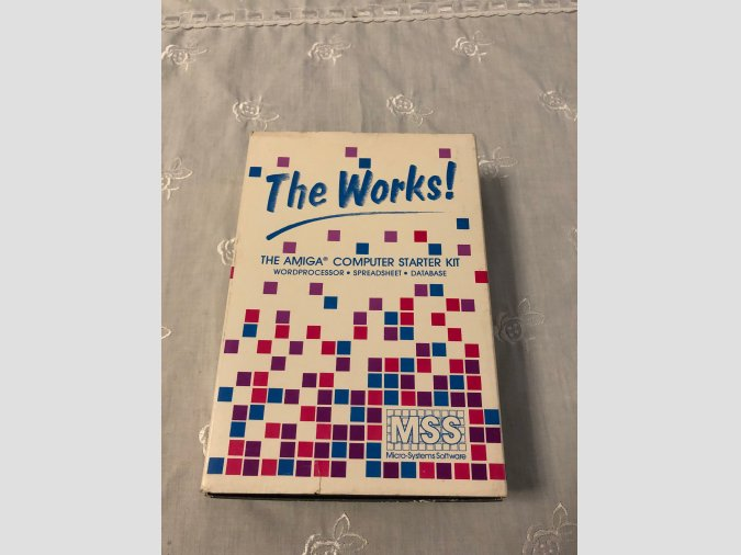 Software Amiga the Works
