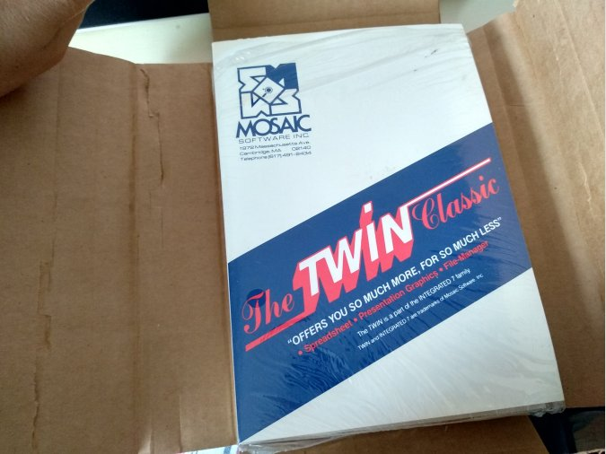 Mosaic Software The Twin Classic Suite - NUEVO