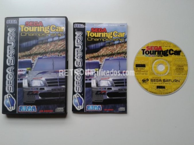 Sega Touring Car Champion