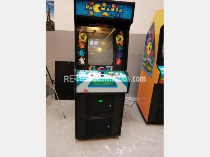 Recreativa Pac Mania