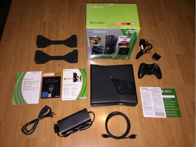 XBox 360 console system boxed