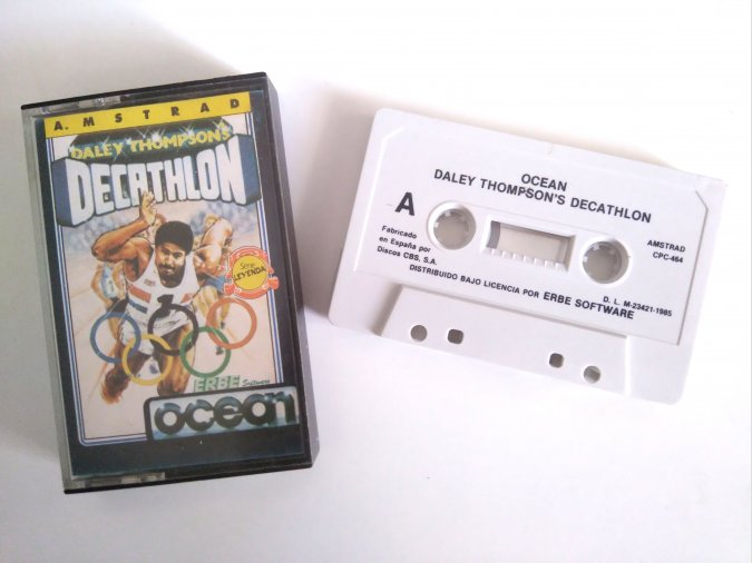 DALEY THOMPSON DECATHLON