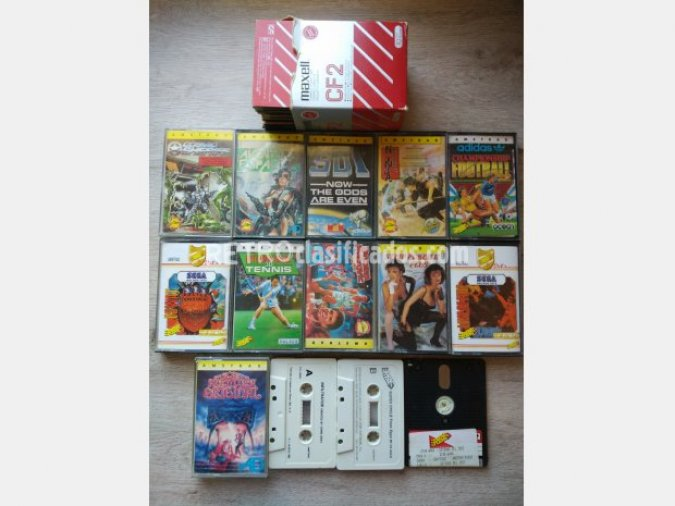 Pack Amstrad CPC