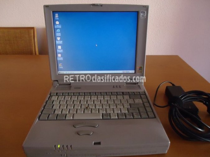 PORTATIL TOSHIBA SATELLITE 320 CDS
