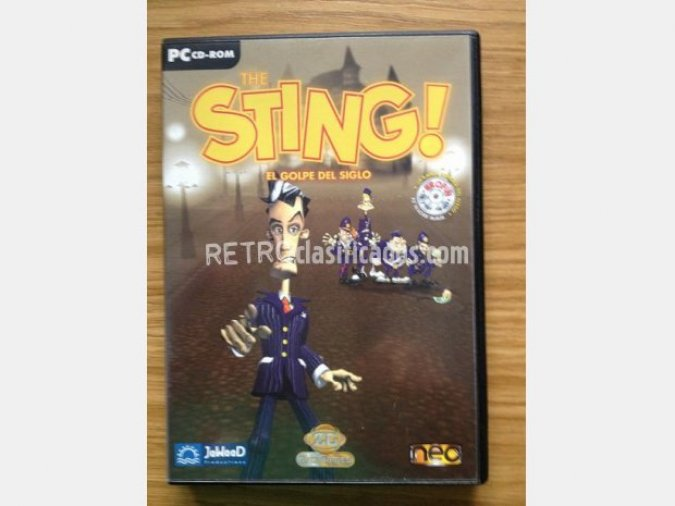 The Sting - PC -