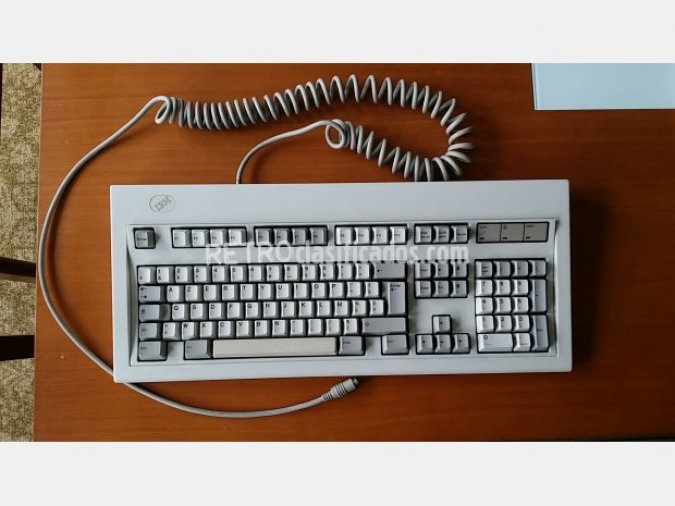 Teclado IBM Model M