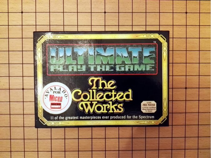 Ultimate - The Complete Works