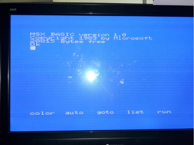 Philips Msx Vg8020/20 perfecto estado con caja original