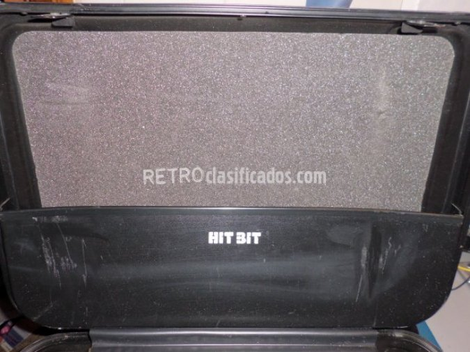 MALETIN SONY +REGALO HIT BIT75B MSX