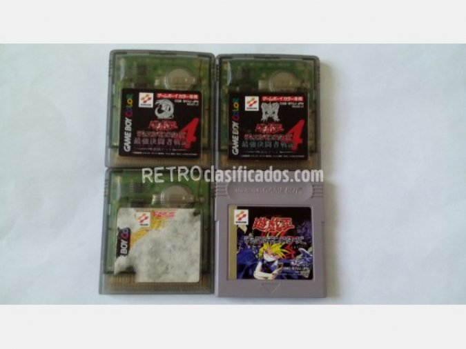 GAMEBOY Yu-Gi-Oh! Duel Monsters LOTE