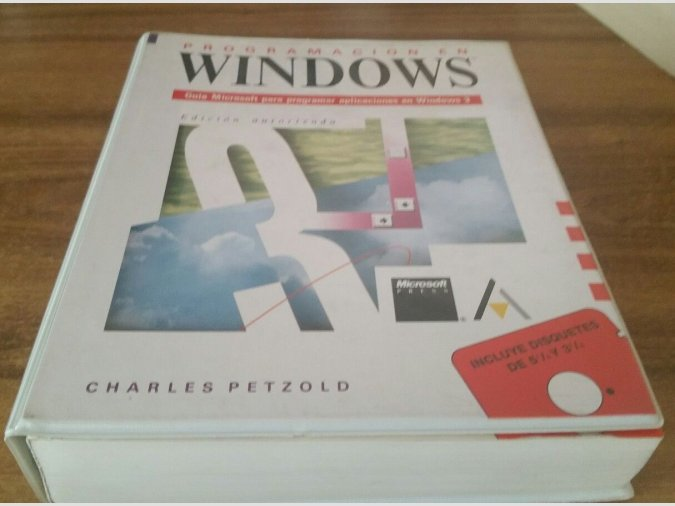 Libro de programación en Windows