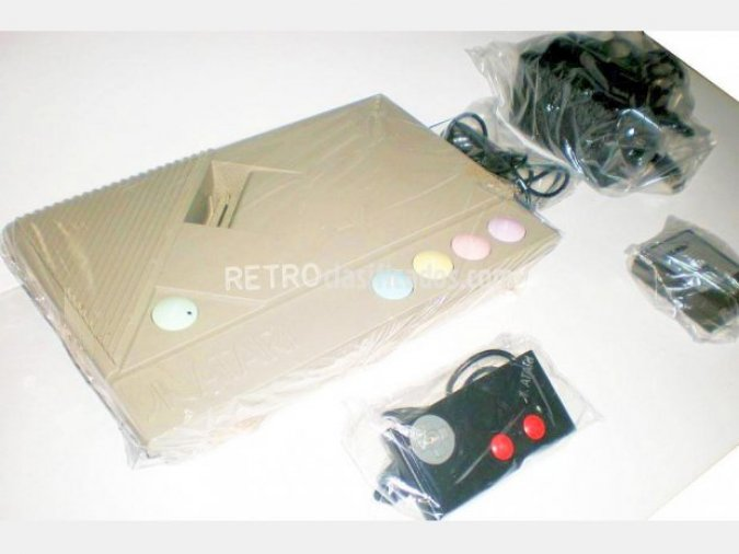 Consola ATARI XE Game System /XEGS [PAL]